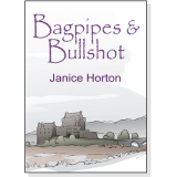 Bagpipes & Bullshot (Kindle) £1.38