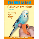Clicker training for parrots and other birds