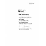 Errata to Standard for Cold-Formed Steel Framing-Prescriptive Method for One and Two Family Dwellings, 2007 Edition with Supplement 2