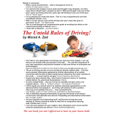 The Untold Rules Of Driving