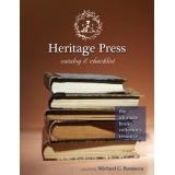 Heritage Press: Catalog & Checklist