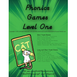 Phonics Games Level One
