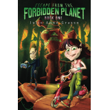 Escape From The Forbidden Planet (Adventures Of Caramel Cardamom #1)