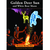 Golden Deer Sun and White Bear Moon
