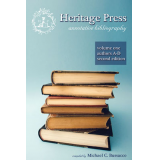 Heritage Press: Annotative Bibliography Volume 1