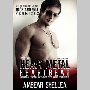 Heavy Metal Heartbeat (Rock n Roll Paraphantasy Series)