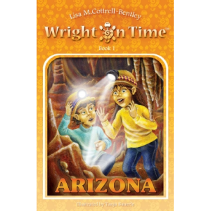 Wright on Time: ARIZONA, Book 1