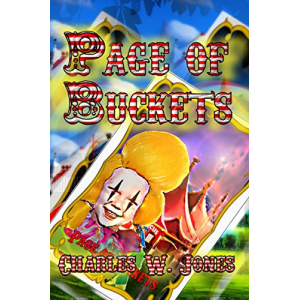 Page of Buckets (Circus Tarot Book 2)