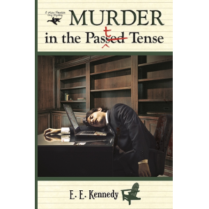 Murder in the Past Tense(Miss Prentice Cozy Mystery Series)