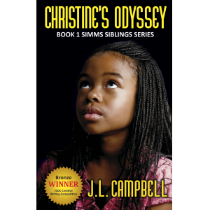 Christine's Odyssey (Book 1 Simms Siblings Series)