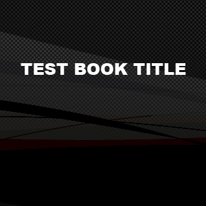 Test Book Title