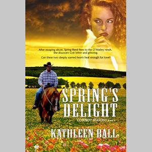 Spring's Delight (Cowboy Seasons 4)