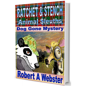 Ratchet & Stench: Animal Sleuths