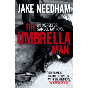THE UMBRELLA MAN (Inspector Samuel Tay #2)