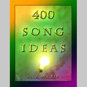 400 Song Ideas