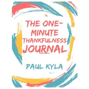 The One Minute Thankfulness Journal