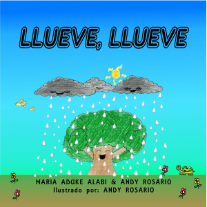 Llueve llueve (Spanish Edition)
