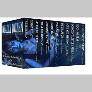 Deadly Dozen: 12 Mystery/Thriller Novels by Bestselling Imajin Books Authors