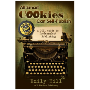 All Smart Cookies Can Self-Publish!