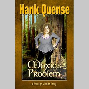 Moxie's Problem (Princess Moxie Book 1)
