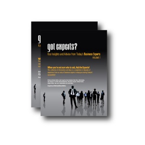 Got Experts? Key Insights and Advice from Today's Business Experts Volume 1