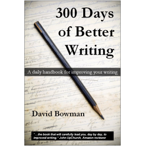 300 Days of Better Writing