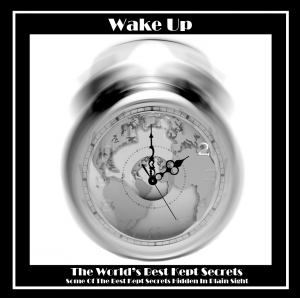 """Wake Up"" 2 The World's Best Kept Secret vol.1"