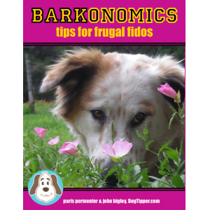 Barkonomics: Tips for Frugal Fidos