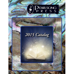 2015 Pearlsong Press Catalog