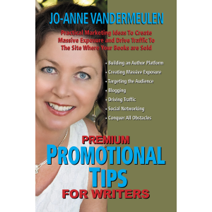 Premium Promotional Tips for Writers