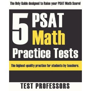 5 PSAT Math Practice Tests
