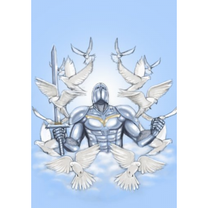 Keltrius and the Armor of God: Man of God