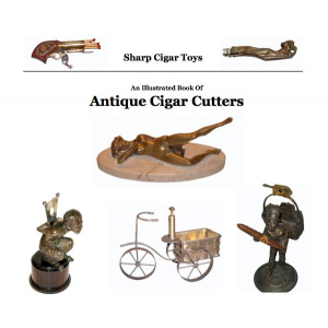 Sharp Cigar Toys - Antique Cigar Cutters