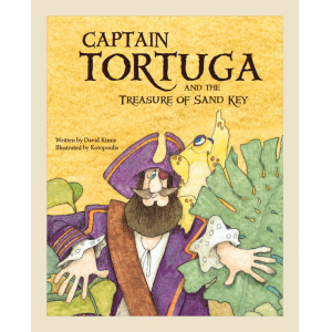 Captain Tortuga and the Treasure of Sand Key