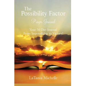 The Possibility Factor Prayer Journal