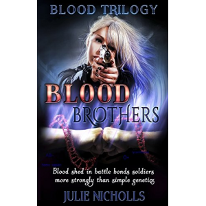 Blood Brothers (Blood Trilogy Book 2)