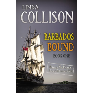 Barbados Bound (Patricia McPherson Nautical Adventure Book 1)