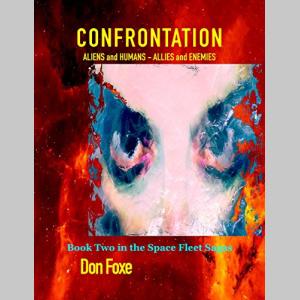 Confrontation (Space Fleet Sagas Book 2)