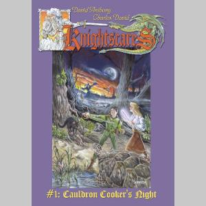 Cauldron Cooker's Night (Knightscares #1)
