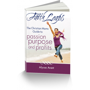 FaithLeaps: The Christian Mom's Guide to Passion, Purpose and Profits