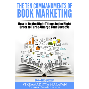 The Ten Commandments of Book Marketing
