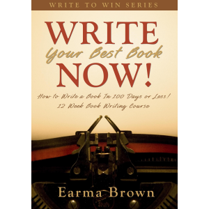 How to Write a Book In 100 Days - 12 Week Course Book