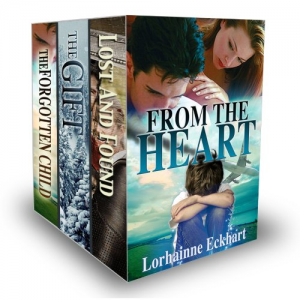 From the Heart: Romance, Mystery & Suspense 3 Fan Favorites (THE FORGOTTEN CHILD, LOST AND FOUND, THE GIFT)