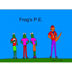 Frog's P.E.