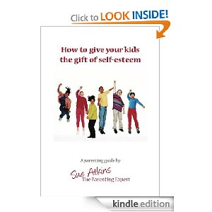 How to give your kids the gift of self-esteem