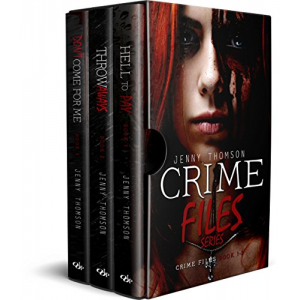 Crime Files Series: Books 1 - 3