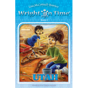 Wright on Time: UTAH, Book 2