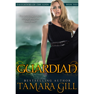 Guardian - Daughters Of The Gods, Book 2