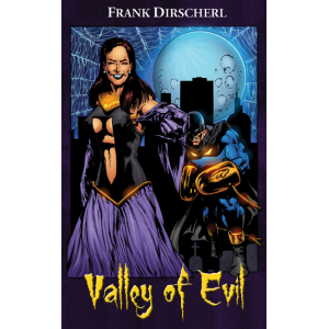 Valley of Evil (The Wraith Series, Book Two)