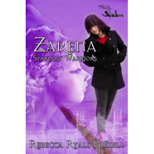 Zarena Book 1 Stardust Warriors MG Series
